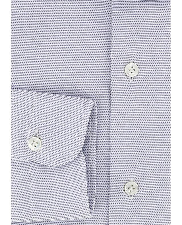 Strukturiertes Hemd aus Baumwolle Culto BARBA