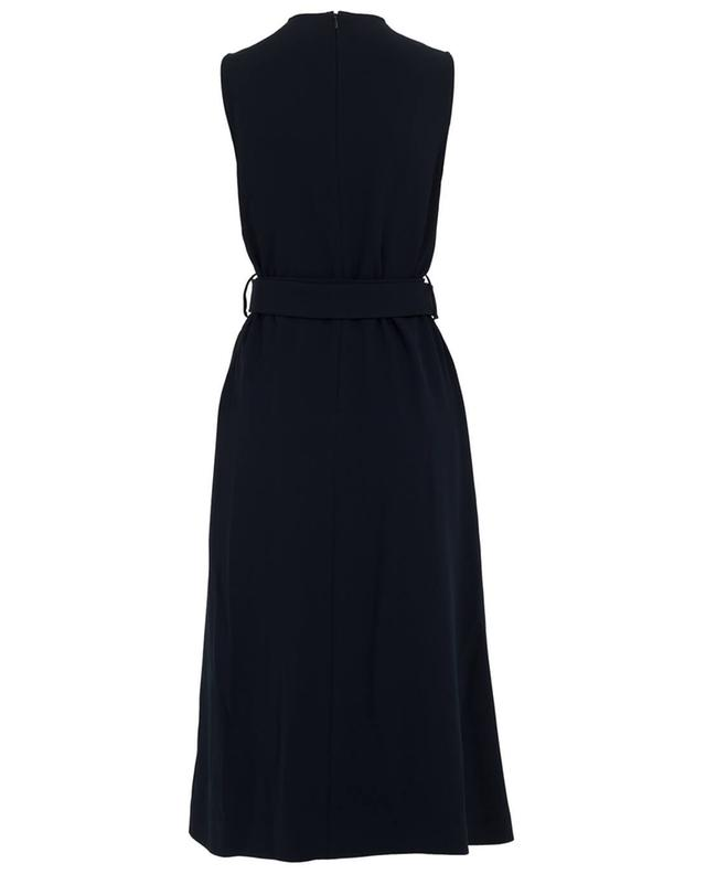 Ärmelloses Kleid aus Viskosemix Tessa JOSEPH