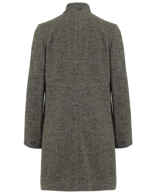 Mantel aus Schurwollgemisch Cara URSULA ONORATI