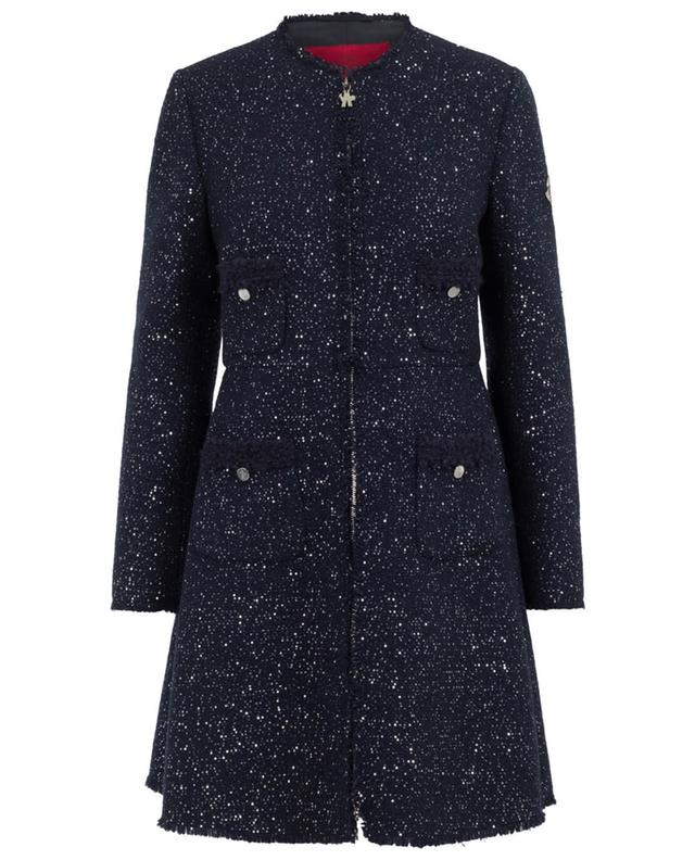 Moraine virgin wool blend coat MONCLER