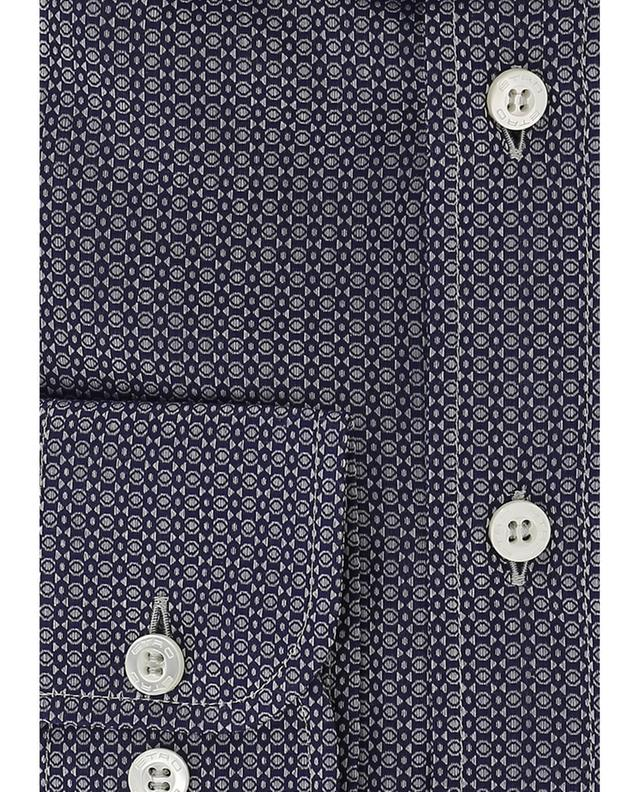 Chemise en coton à motifs ETRO