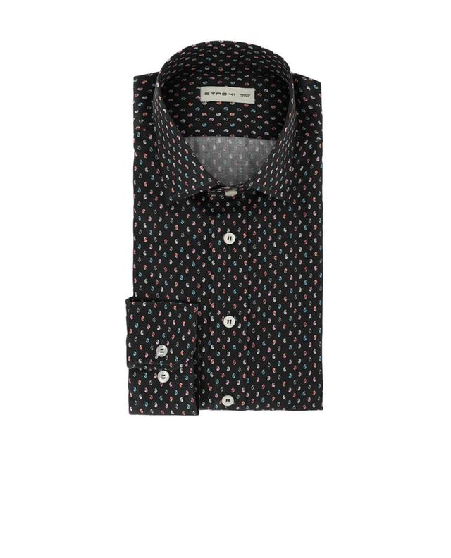 Gemustertes Hemd aus Baumwolle ETRO