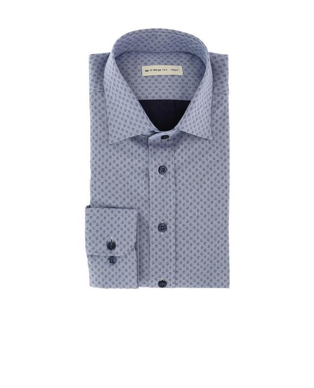 Patterned cotton shirt ETRO