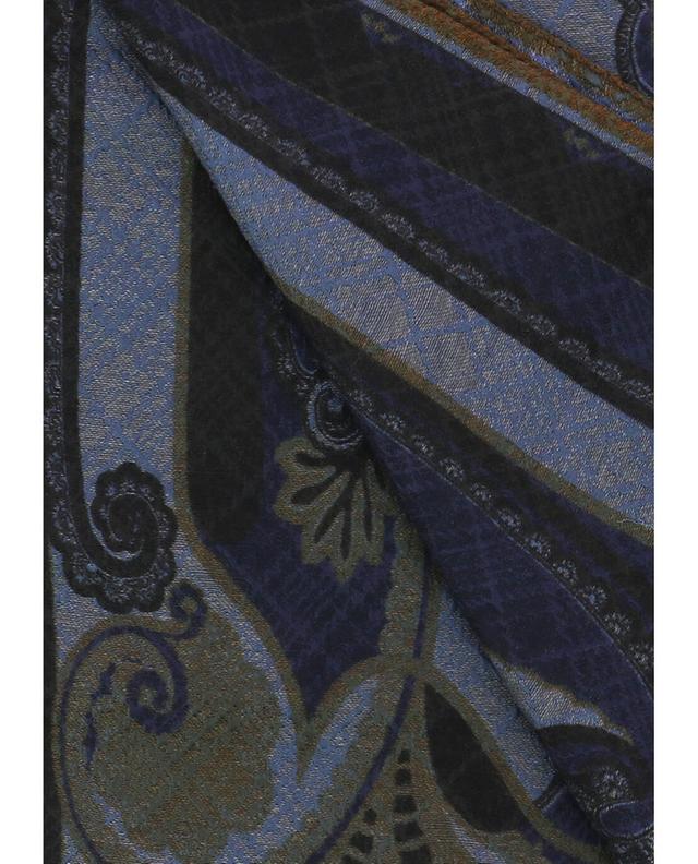 Wool and silk scarf ETRO