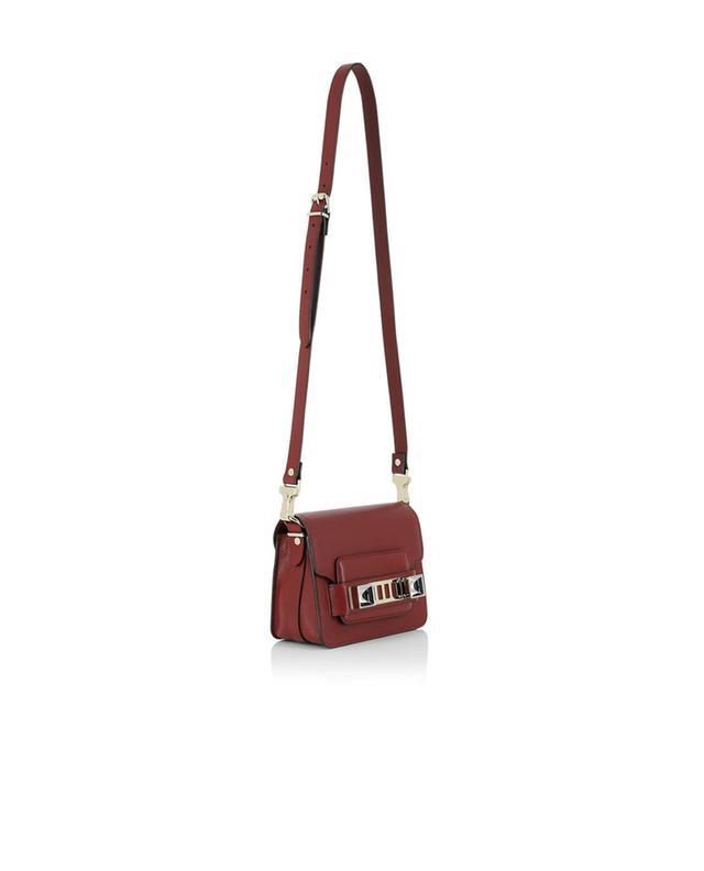 Proenza schouler sac à bandoulière en cuir ps1 1 rouge