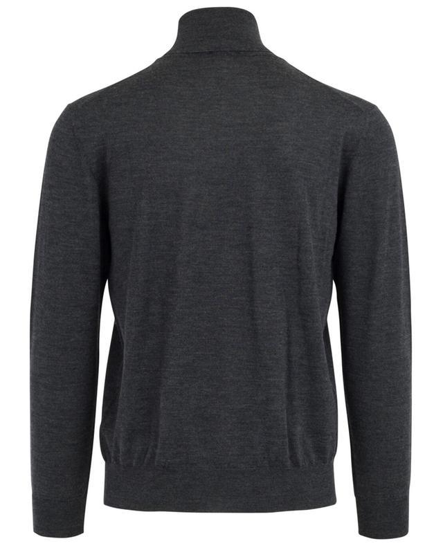 Merino wool and silk turtle neck jumper BONGENIE GRIEDER