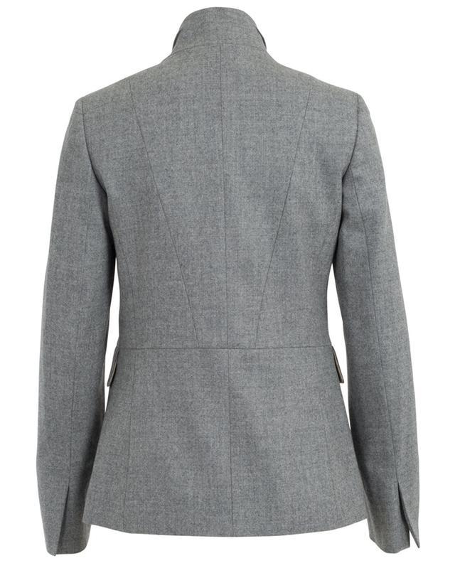 Virgin wool blend blazer PIAZZA SEMPIONE