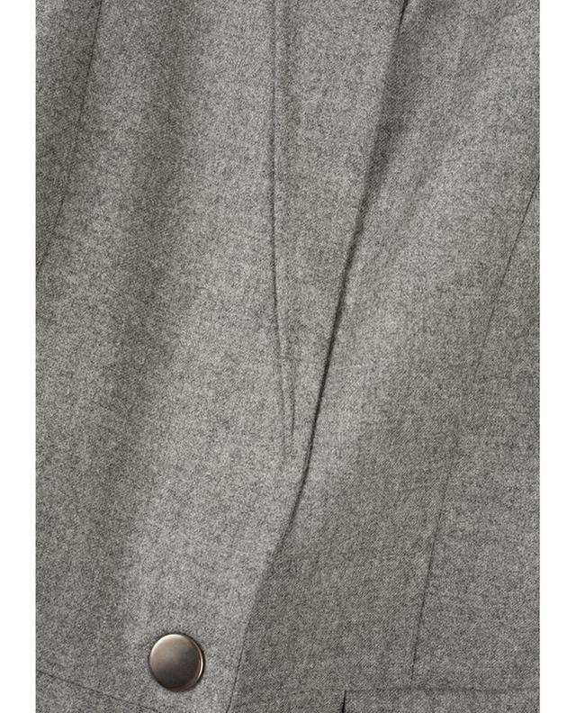 Blazer en laine vierge mélangée PIAZZA SEMPIONE