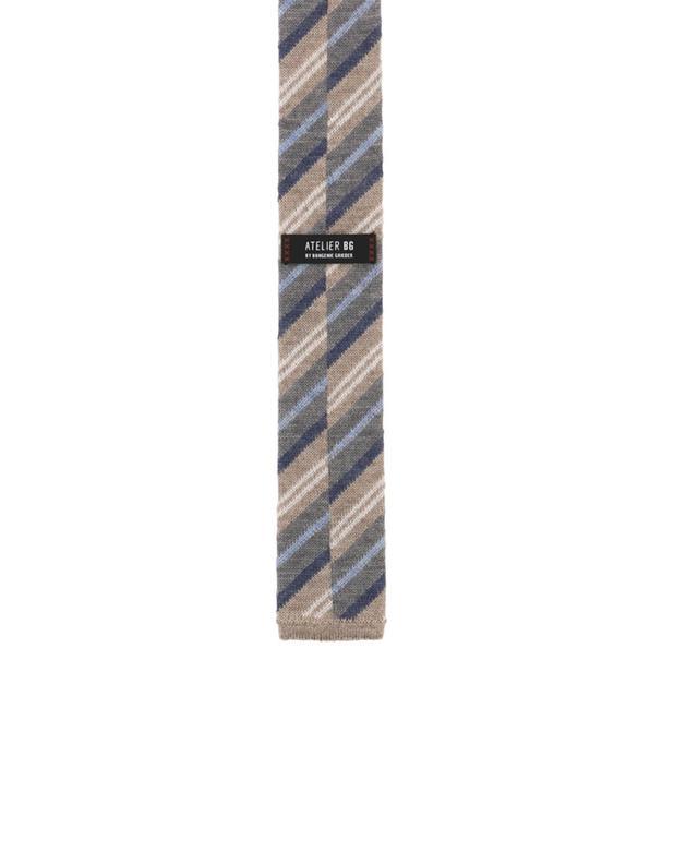 Cravate en soie ALTEA
