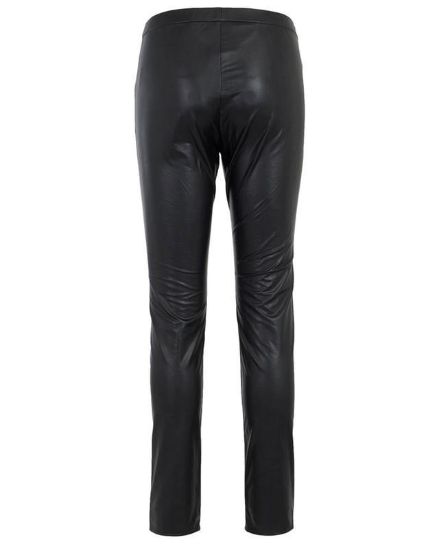 Pantalon en simili cuir ISABEL MARANT