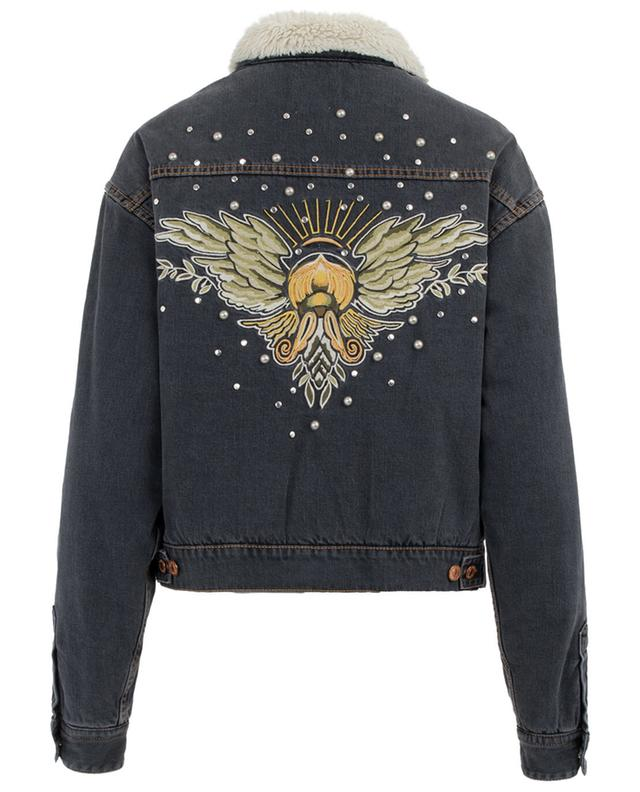 Cassy denim jacket ISABEL MARANT