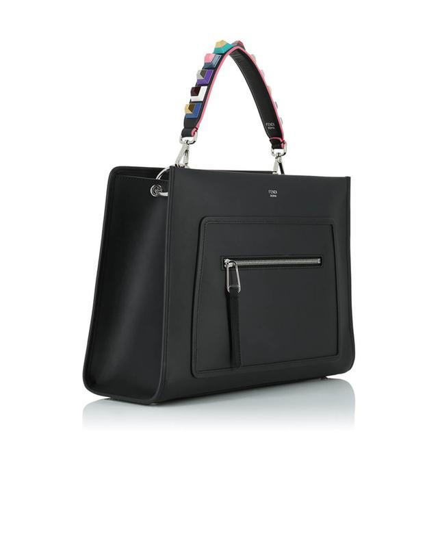 Fendi you studded mini strap black a41410