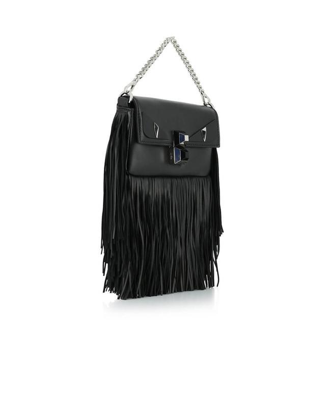 Handtasche aus Leder Micro Baguette FENDI