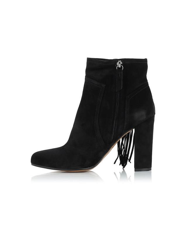Suede boots PURA LOPEZ