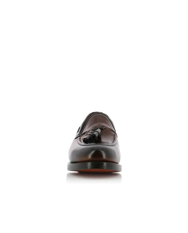Mocassins en cuir SANTONI