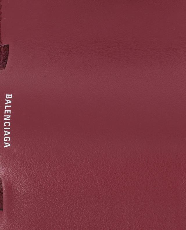 Papier leather mini-wallet BALENCIAGA