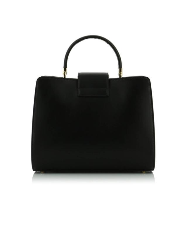 Salvatore ferragamo sac en cuir thea noir a41815