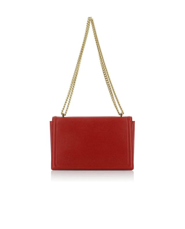 Salvatore ferragamo ginny leather shoulder bag lightpink