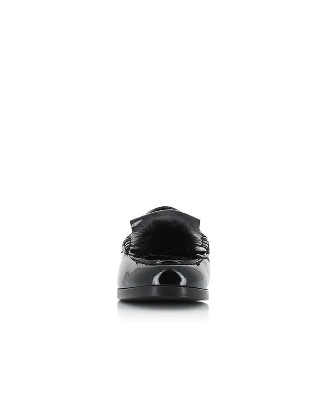 Vernice patent leather loafers TRIVER FLIGHT