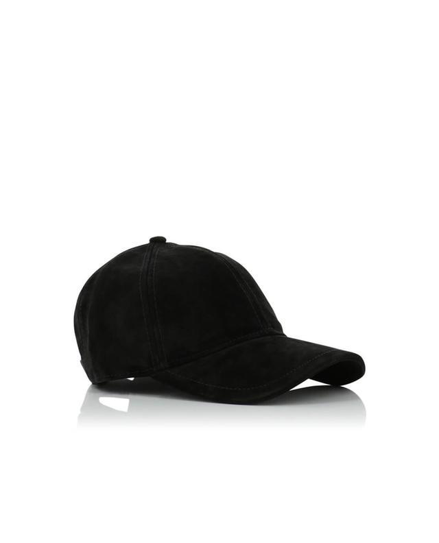 Rag&bone suede cap black a41956