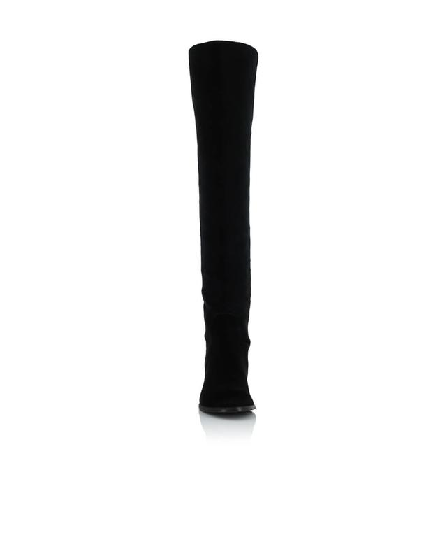 Reserve velvet over-the-knee boots STUART WEITZMAN