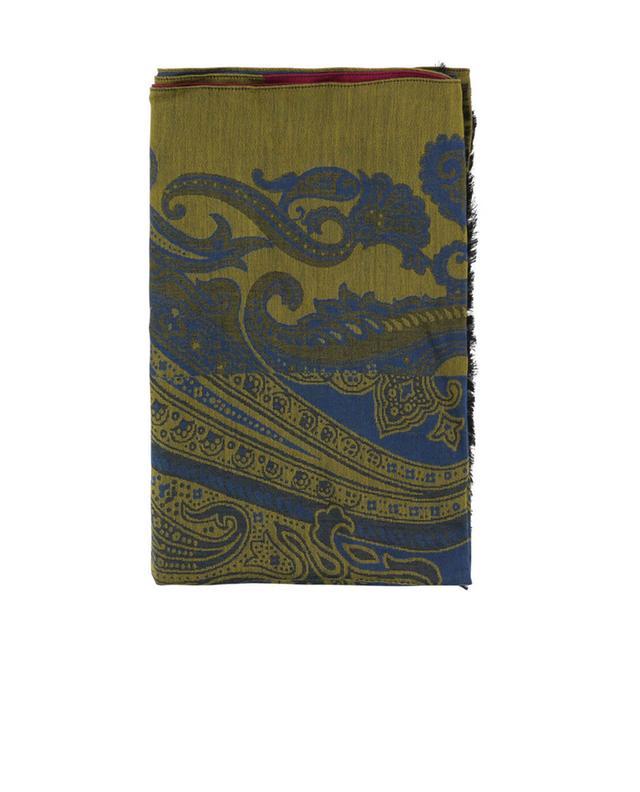 Etro foulard en viscose, coton et modal multicolore1 a42031
