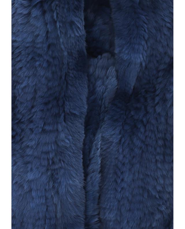 Schal aus Echtpelz YVES SALOMON