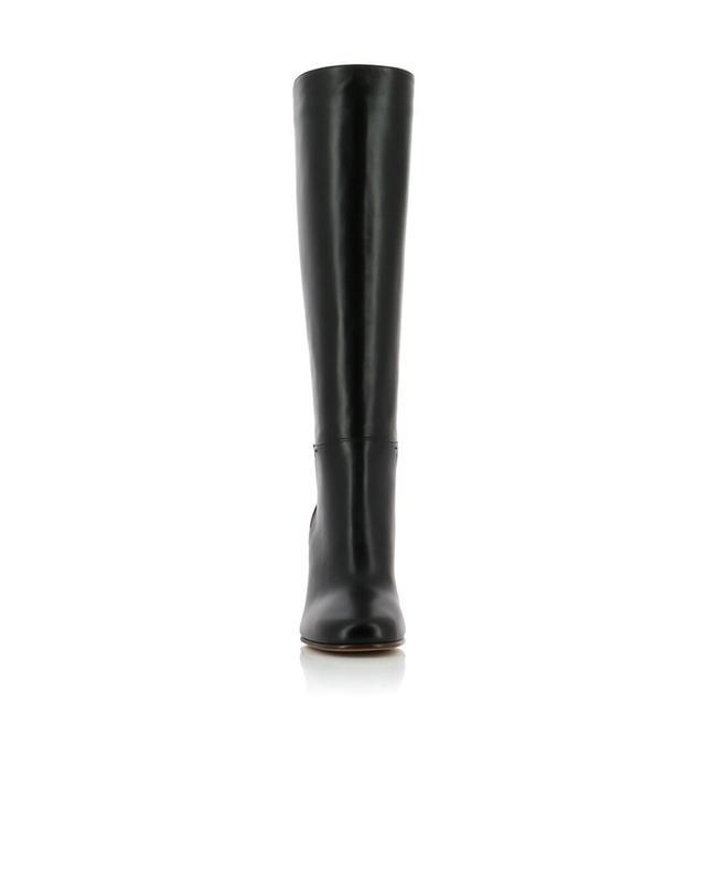 Lovestud calfskin boots VALENTINO