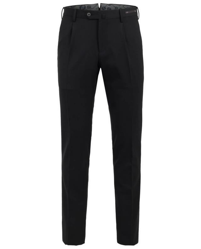 Pantalon en laine mélangée PT01