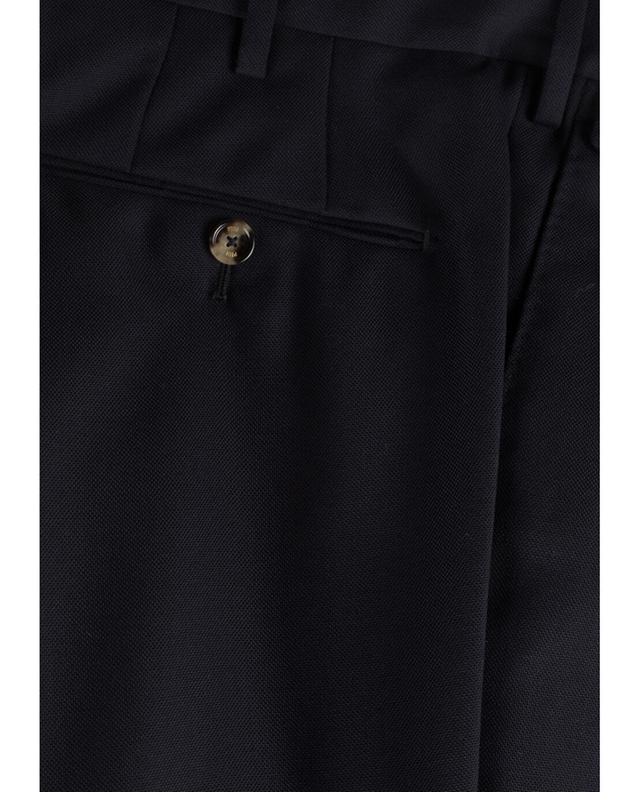 Anzughose aus Schurwolle The Draper PT01