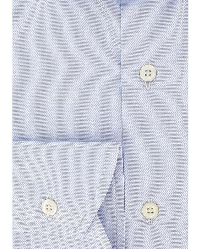 Patterned cotton shirt BRULI