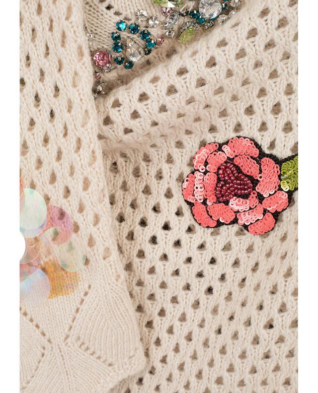 Pullover aus Viskose, Baumwolle, Wolle und Kaschmir TWINSET