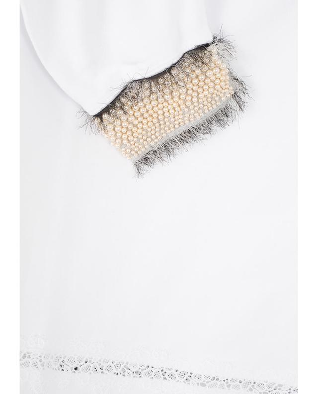 Cotton sweatshirt TWINSET