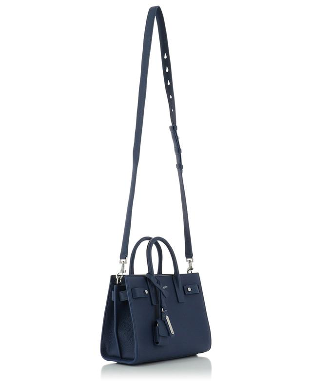 Sac de Jour Nano grained leather handbag SAINT LAURENT PARIS