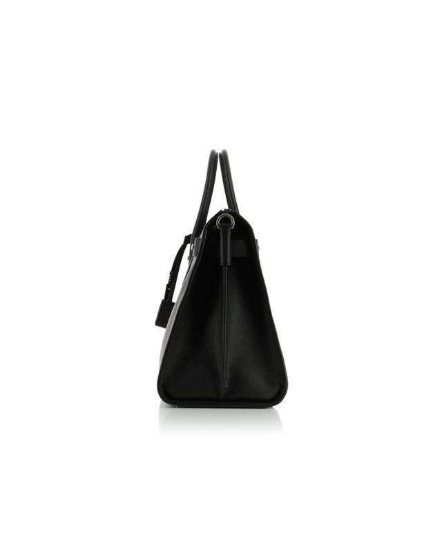 Saint laurent paris sac de jour duffle bag noir a42756
