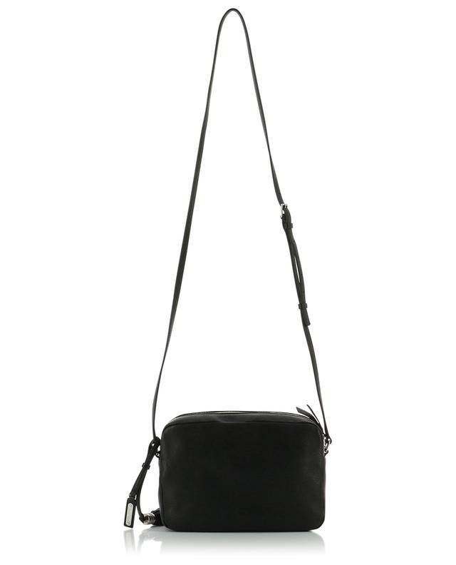 Saint laurent paris sac à bandoulière en cuir poncho lux noir
