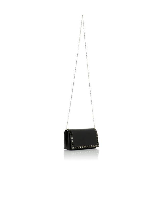 Valentino leather crossbody bag black a42827