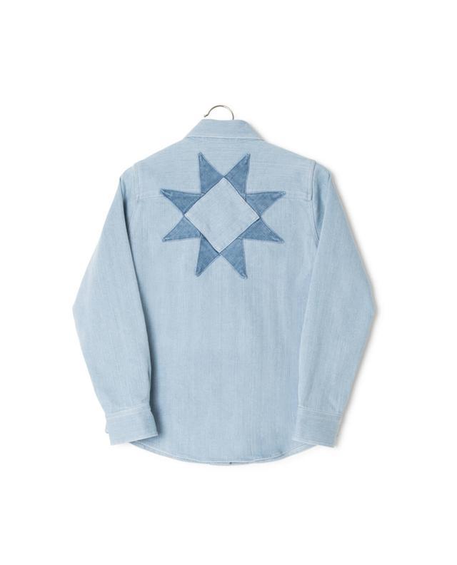 Hemd aus Baumwollmix Dallas STELLA MCCARTNEY