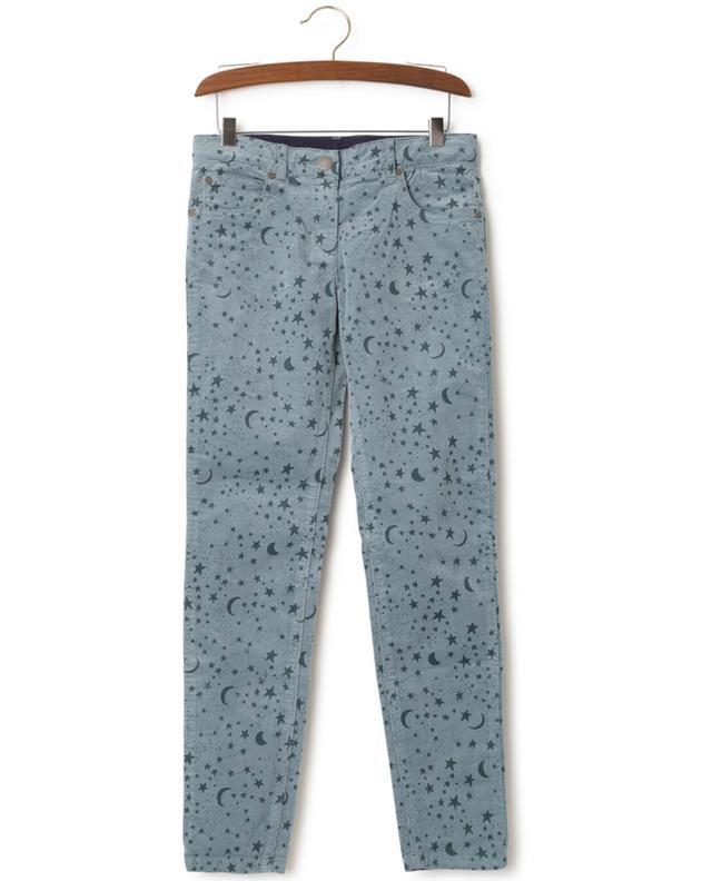 Nina cotton blend trousers STELLA MCCARTNEY