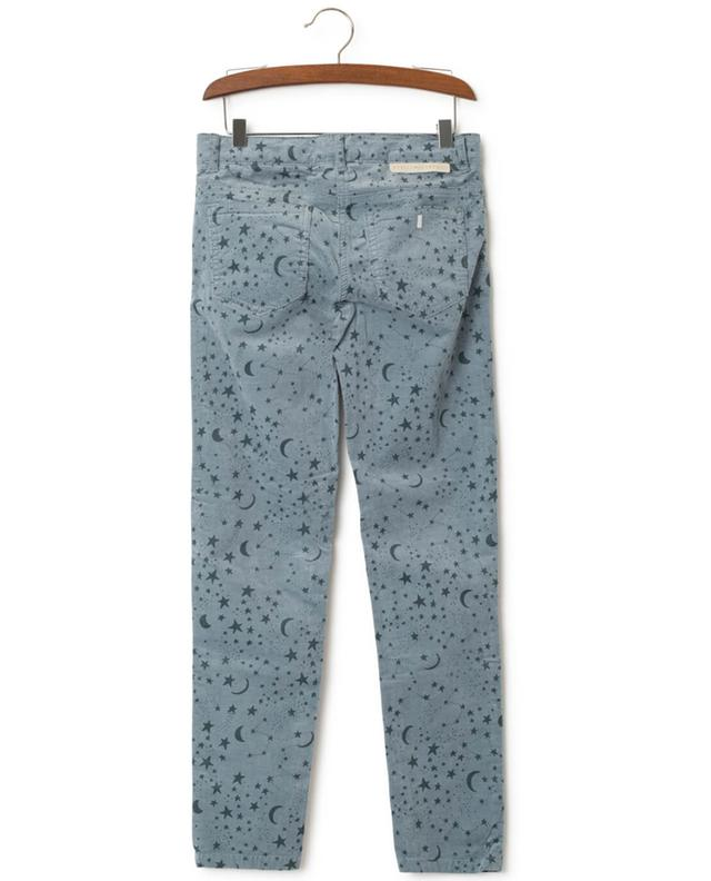 Pantalon en coton mélangé Nina STELLA MCCARTNEY