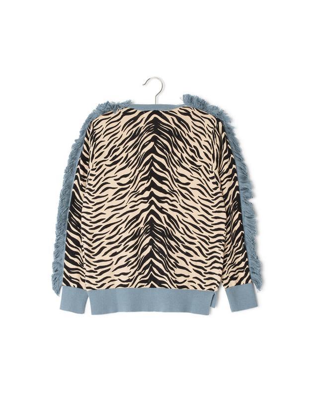 Pullover aus Baumwolle und Wolle Alex Tiger STELLA MCCARTNEY