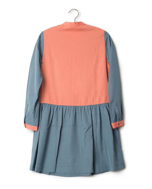 Tess long-sleeved Tencel dress STELLA MCCARTNEY