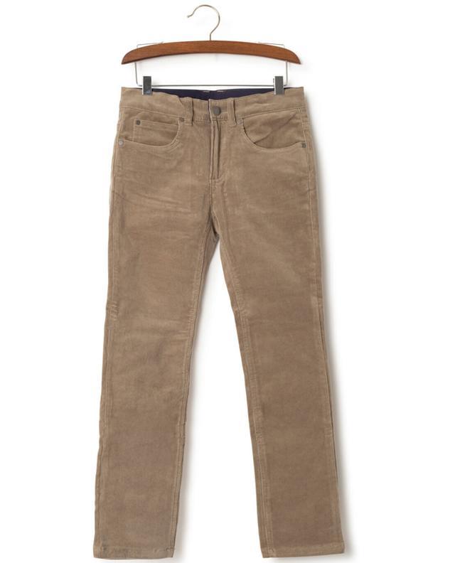 Pedro cotton blend trousers STELLA MCCARTNEY