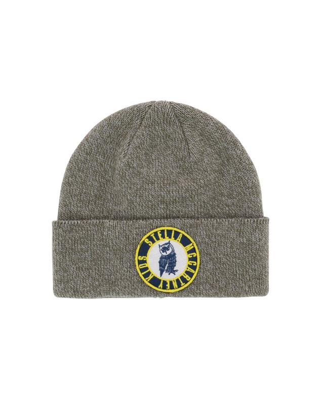 Mütze aus Baumwolle und Wolle STELLA MCCARTNEY