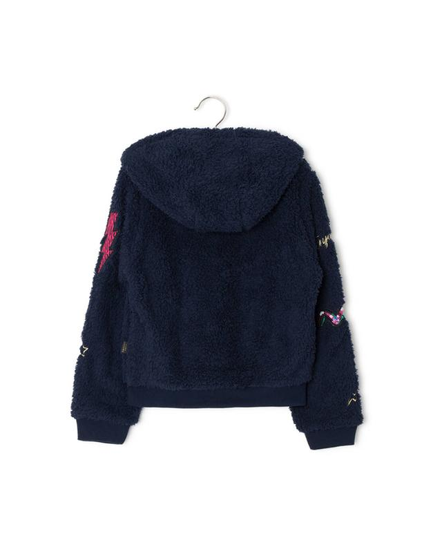 Cardigan en peluche LITTLE MARC JACOBS