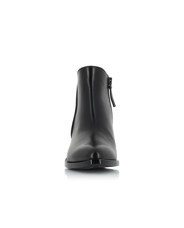 Smooth leather ankle boots SARTORE