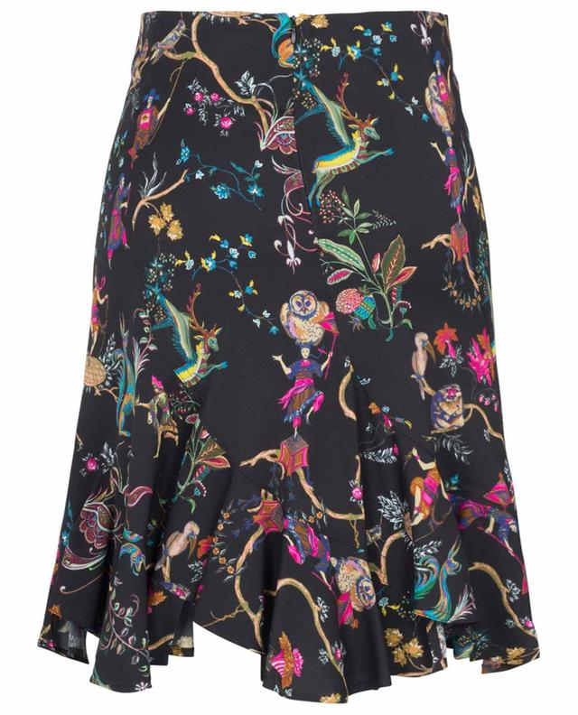 Peplum skirt with fancy print ETRO