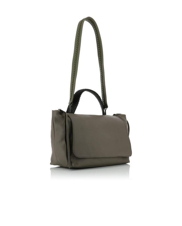 Leather shoulder strap CALLISTA