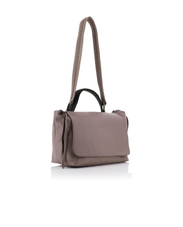 Leather shoulder strap CALLISTA