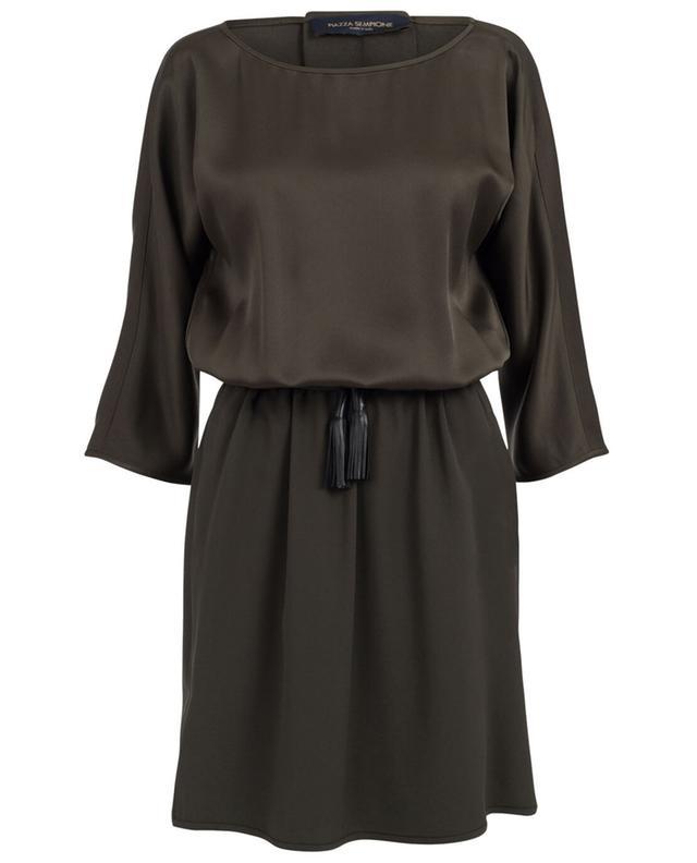 Kleid aus Viskosemix PIAZZA SEMPIONE